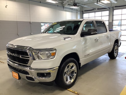 2019 Ram All-New 1500 Big Horn/Lone Star Truck Crew Cab at Jim Olson Car Dealership in Door County, WI