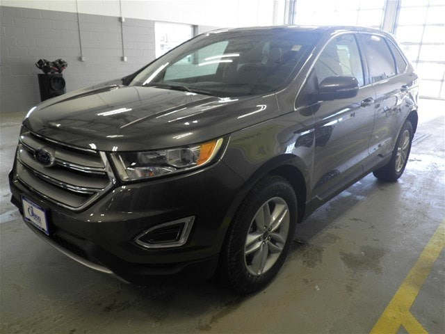 2018 Ford Edge SEL SUV