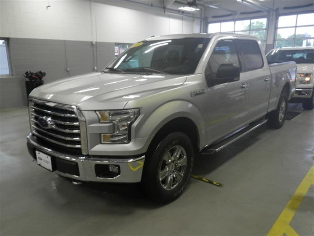 Used 2016 Ford F-150 For Sale at Jim Olson Ford Lincoln