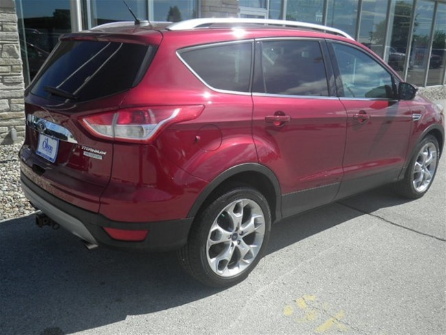 used 2014 ford escape for sale at jim olson ford lincoln. Black Bedroom Furniture Sets. Home Design Ideas