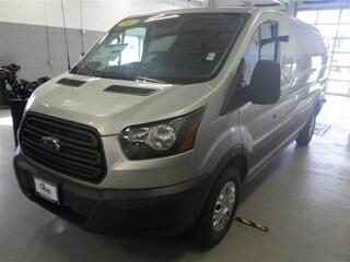 2017 Ford Transit-150 w/Sliding Pass-Side Cargo-Door Van Low Roof Cargo Van