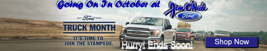 Ford Truck Month! Ends soon!
