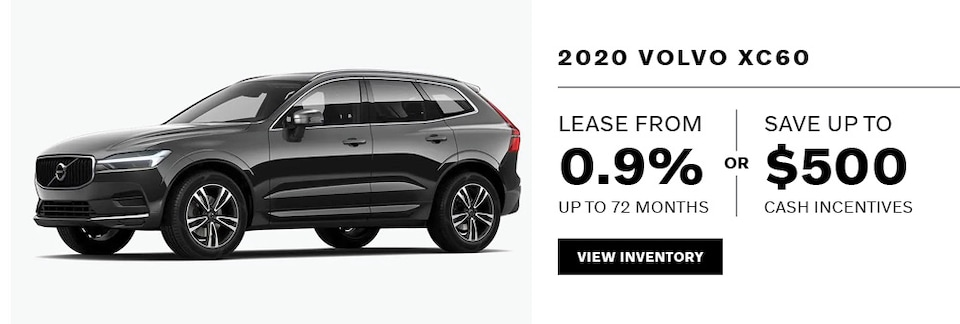 2020 XC60 July Offer