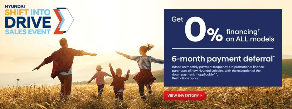 Hyundai July Offers