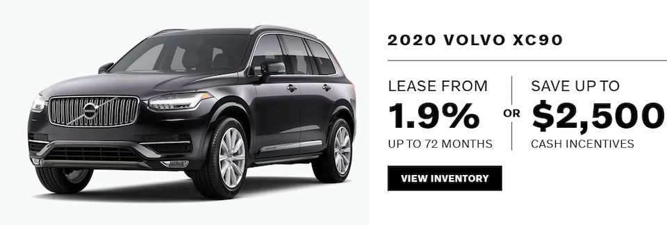 2020 XC90 July Offer