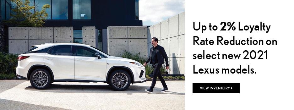 2% Enhanced Car Loyalty Offer