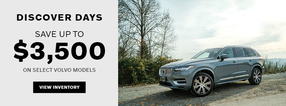 Volvo September Offers