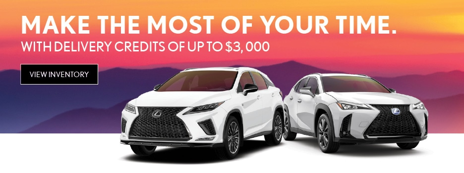 Lexus September Offers