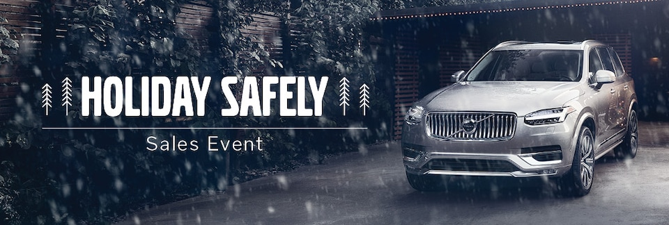 Holiday Safely Sales Event