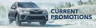 Subaru January Specials