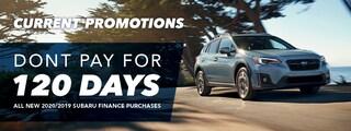 Subaru May Specials