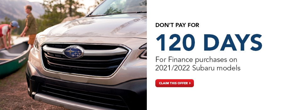 Don't Pay for 120 Days