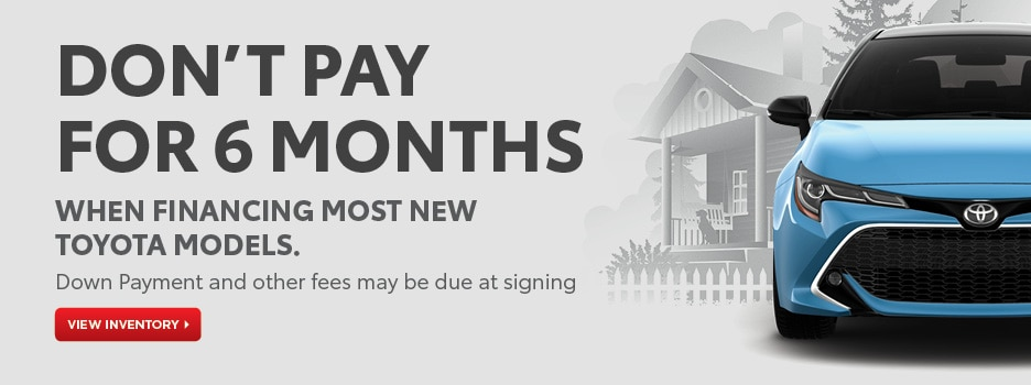 Don't Pay for 6 Months!