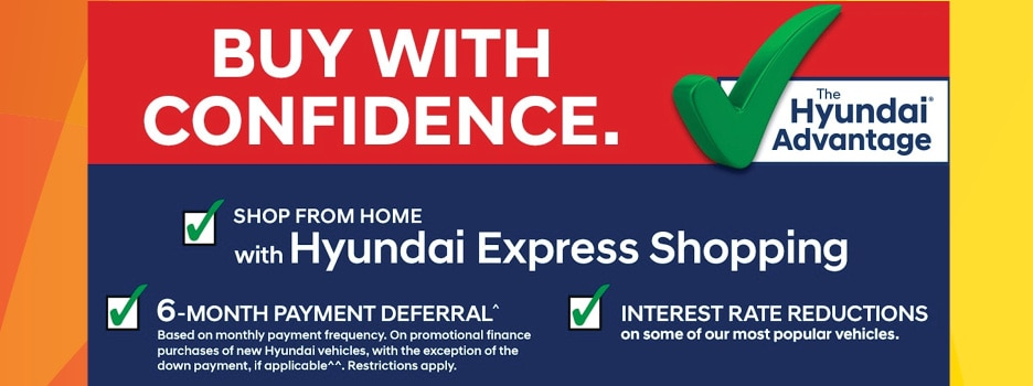 Buy Your Next Vehicle With Confidence