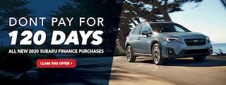 Subaru July Specials