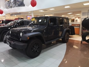2018 Jeep Wrangler Unlimited Willys Wheeler,Brand new