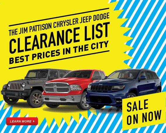 Shop Chrysler, Jeep, Dodge, Ram In Surrey | Jim Pattison