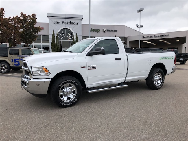 2017 Ram 2500 ST - NATURAL GAS EQUIPPED Truck Regular Cab