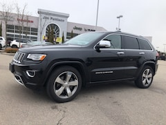 2015 Jeep Grand Cherokee Overland Diesel on Clearance Now ! Sport Utility