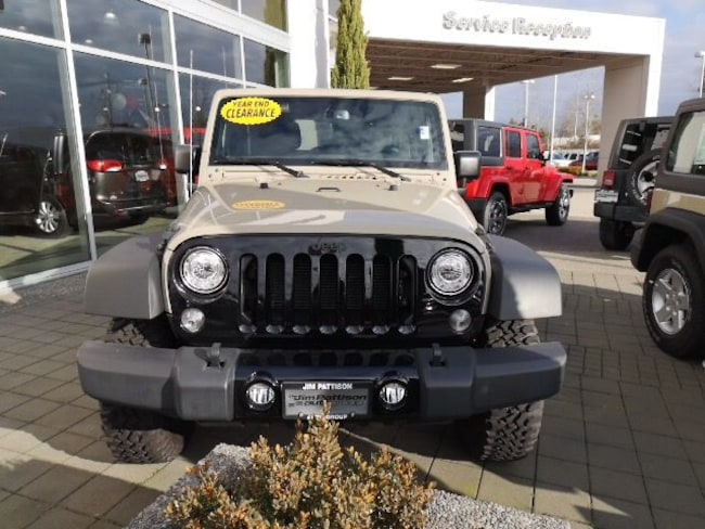 2018 Jeep Wrangler Unlimited Willys Wheeler,Brand new ! Convertible