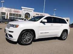 2018 Jeep Grand Cherokee Summit,Manager demo clearance ! Sport Utility