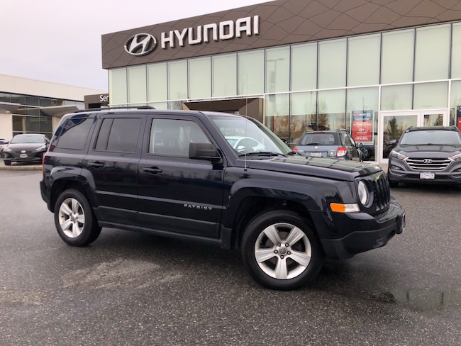 2011 Jeep Patriot North Edition-1 Owner-Local & NO Accidents SUV