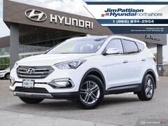 2018 Hyundai Santa Fe Sport Luxury AWD SUV