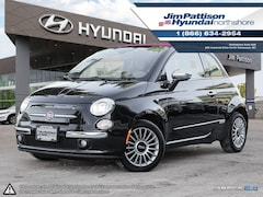 2013 Fiat 500C Lounge Convertible Convertible