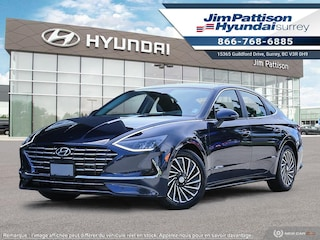 2021 Hyundai Sonata Hybrid Ultimate Sedan