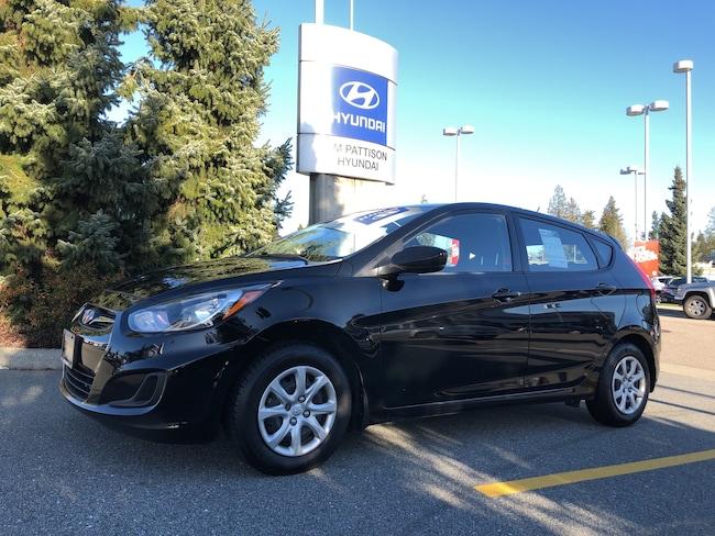 2012 Hyundai Accent L Hatchback