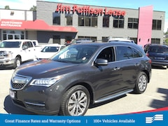 2016 Acura MDX Tech Package w/NAV, leather, roof SUV