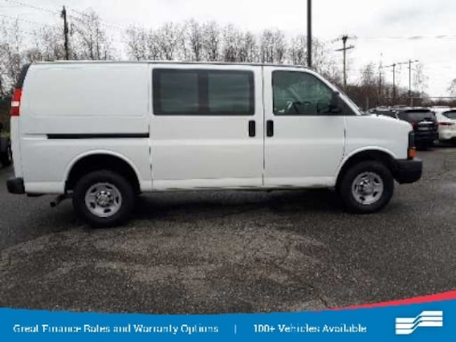2013 Chevrolet Express 2500 w/ Power group and Keyless Entry Cargo