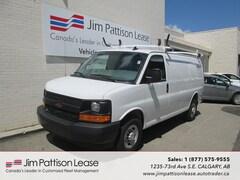 2017 Chevrolet Express 2500 4.8L RWD Fully Up Fitted Cargo Van w/Power Group Van Cargo Van
