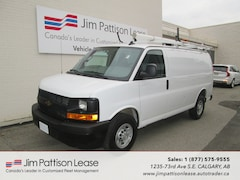 2017 Chevrolet Express 2500 4.8L RWD Fully Up Fitted Cargo Van w/Power Group Minivan