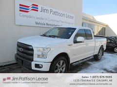 2015 Ford F-150 3.5L Lariat ECO-Boost 4X4 Leather Loaded Ext. Cab Truck