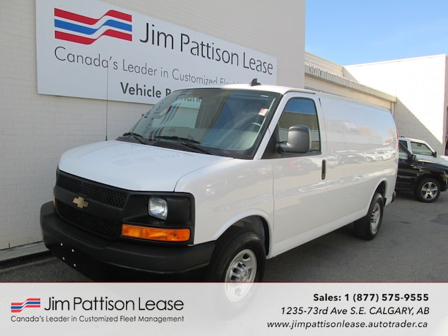2017 Chevrolet Express 2500 4.8L RWD Cargo van w/ Power Group Van Cargo Van