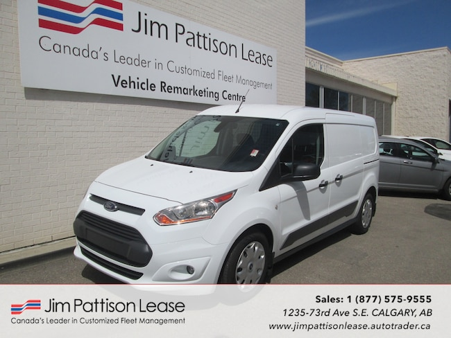 2017 Ford Transit Connect 25L FWD XLT Cargo Van W Partition Bluetooth Minivan