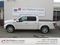 2018 Ford F-150 3.5L ECO-Boost LIMITED LOADED 4X4 Crew Cab Crew Cab