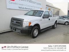 2014 Ford F-150 5.0L 4X4 XL Extended Cab w/ Box Cover Truck