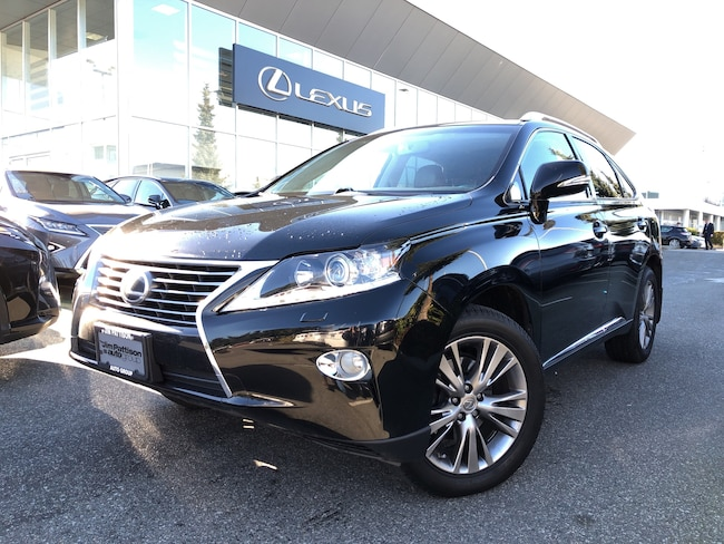 2013 LEXUS RX350 6A Touring PKG, Local, ONE Owner SUV