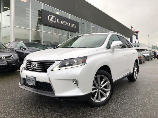 2015 LEXUS RX350 6A Touring PKG, Local, NO Accidents SUV