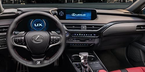Lexus UX Performance