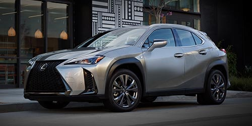 Lexus UX technology
