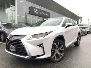 2017 LEXUS RX350 8A Luxury PKG, Local, NO Accidents