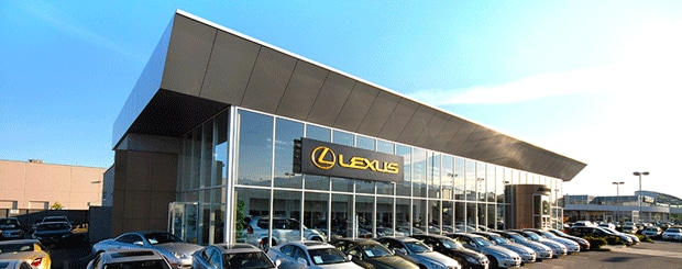 Jim Pattison Lexus Northshore dealership
