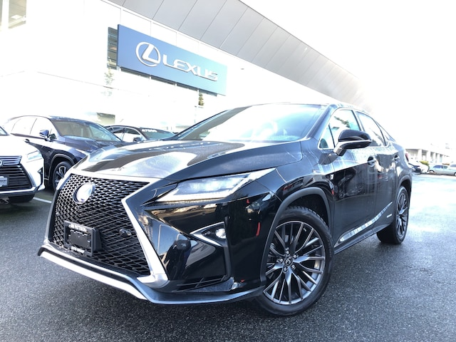 2016 LEXUS RX450h F Sport 3, Certified, NO Accidents, Local SUV