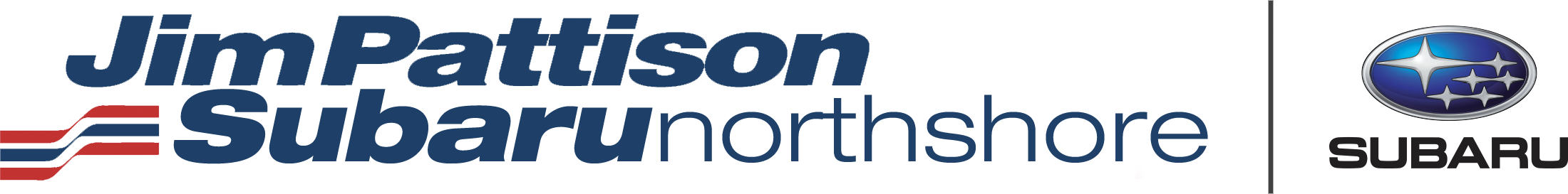 Jim Pattison Subaru Northshore logo