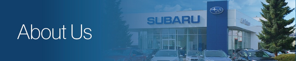 About Jim Pattison Subaru Northshore
