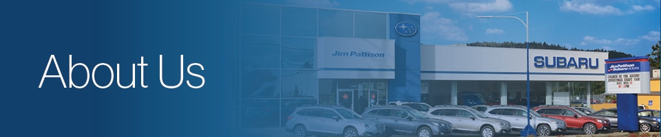 About Jim Pattison Subaru Victoria