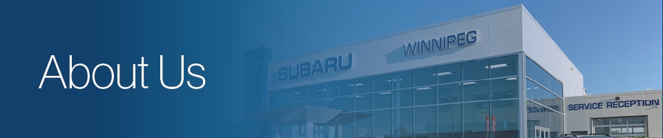About Jim Pattison Subaru Winnipeg